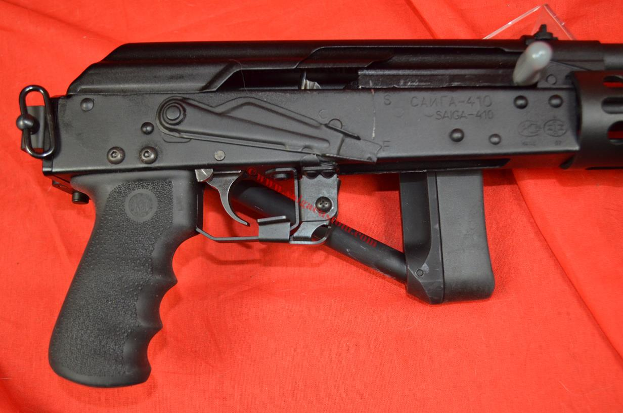 Saiga 410 Custom, 22