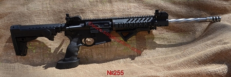 AR15 300AAC Blackout SS Spiral Fluted 16