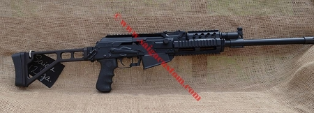 Saiga 12 w-Chaos Quad Model 433