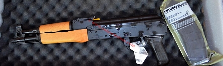 Draco Pistol factory stock