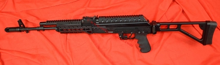 Saiga IZ-240  5.45x39 Ultimak, Manticore Folder