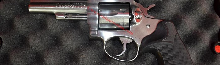 "Ruger Security Six 4"" SS Used"