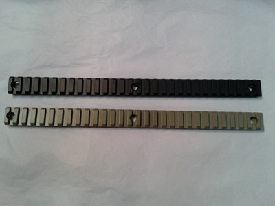 "30 Slot Radiused Rail (12"")"